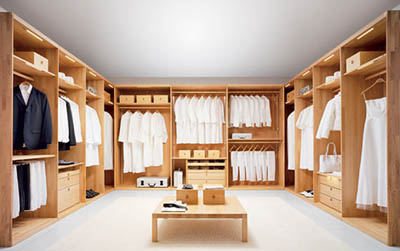High End Walk In Closet Design Homedosh